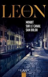 Minuit sur le canal San Boldo / Donna Leon  