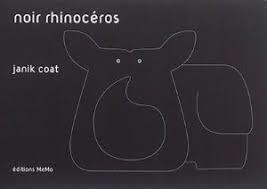 Noir rhinocéros / Janik Coat |