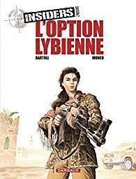 L'option libyenne | Munch, Philippe. Illustrateur