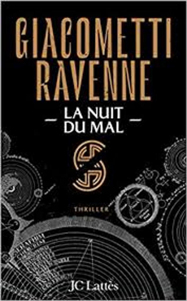 La nuit du mal : roman / Eric Giacometti, Jacques Ravenne  