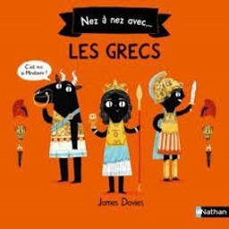 Les Grecs | Davies, James. Auteur