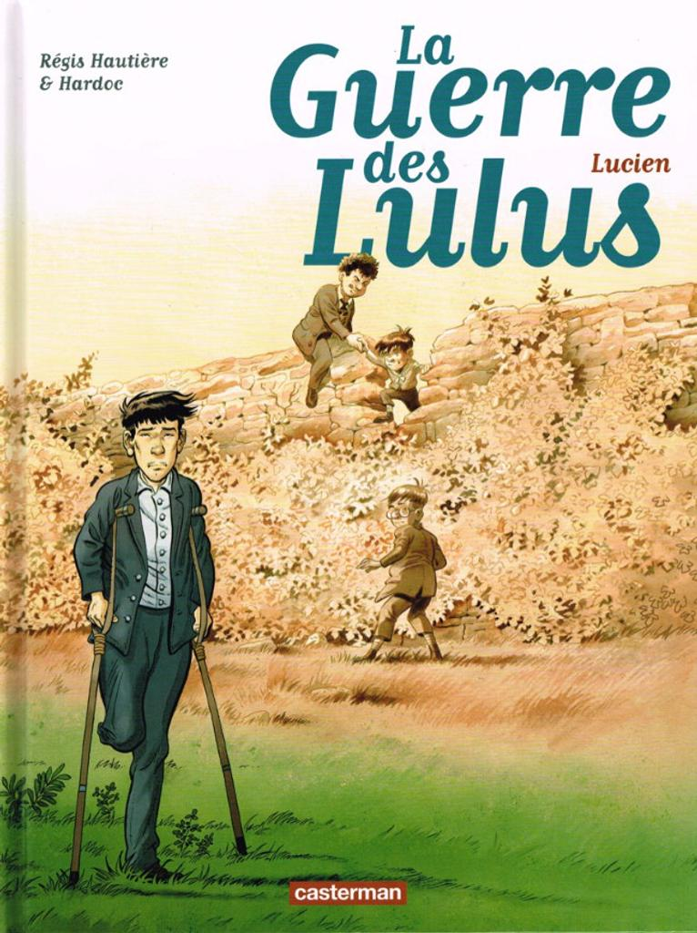 Lucien / scénario Régis Hautière ; dessin Hardoc  |
