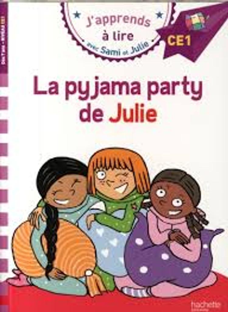 La pyjama party de Julie |