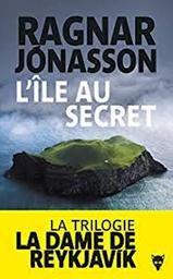 L'île au secret / Ragnar Jónasson  | Jonasson, Ragnar - écrivain islandais