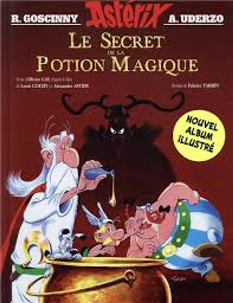 Astérix: Le secret de la potion magique : L'album du film |