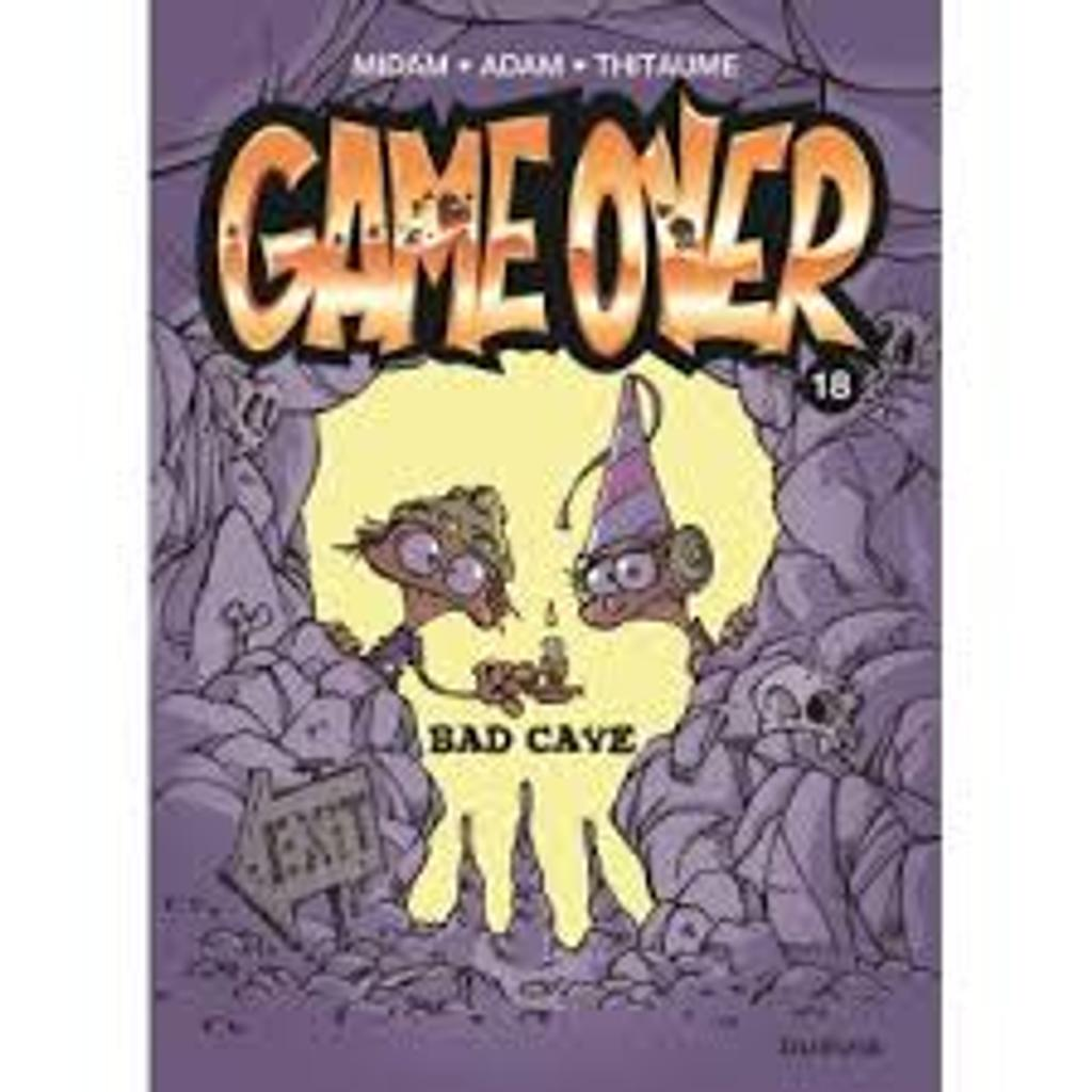 Bad cave / Midam |