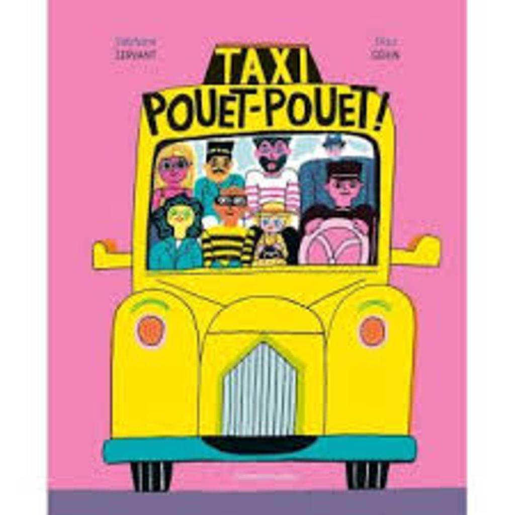 Taxi pouet-pouet : Histoire en boucle |