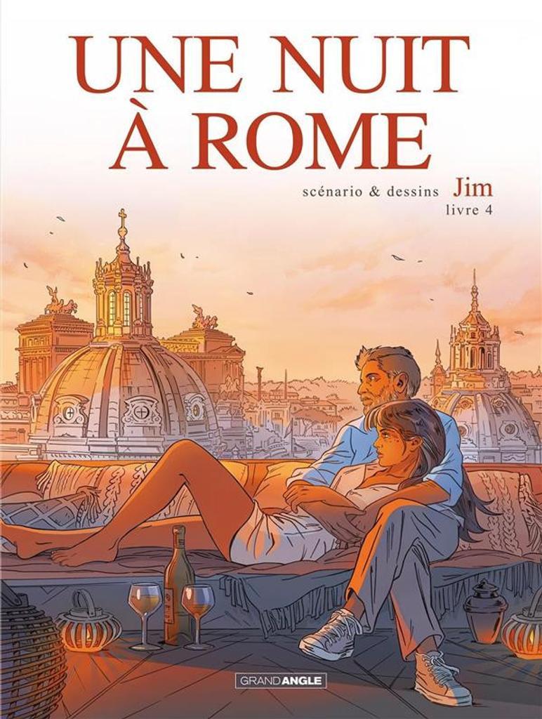 nuit à Rome (Une) : [livre 4] / Jim |