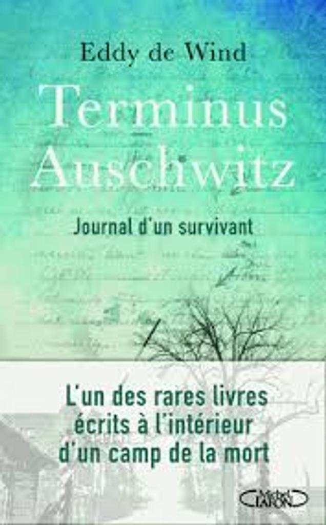 Terminus Auschwitz : journal d'un survivant / Eddy de Wind  