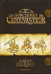 Les sorcières de l'Epouvanteur | Delaney, Joseph - écrivain anglais. Auteur