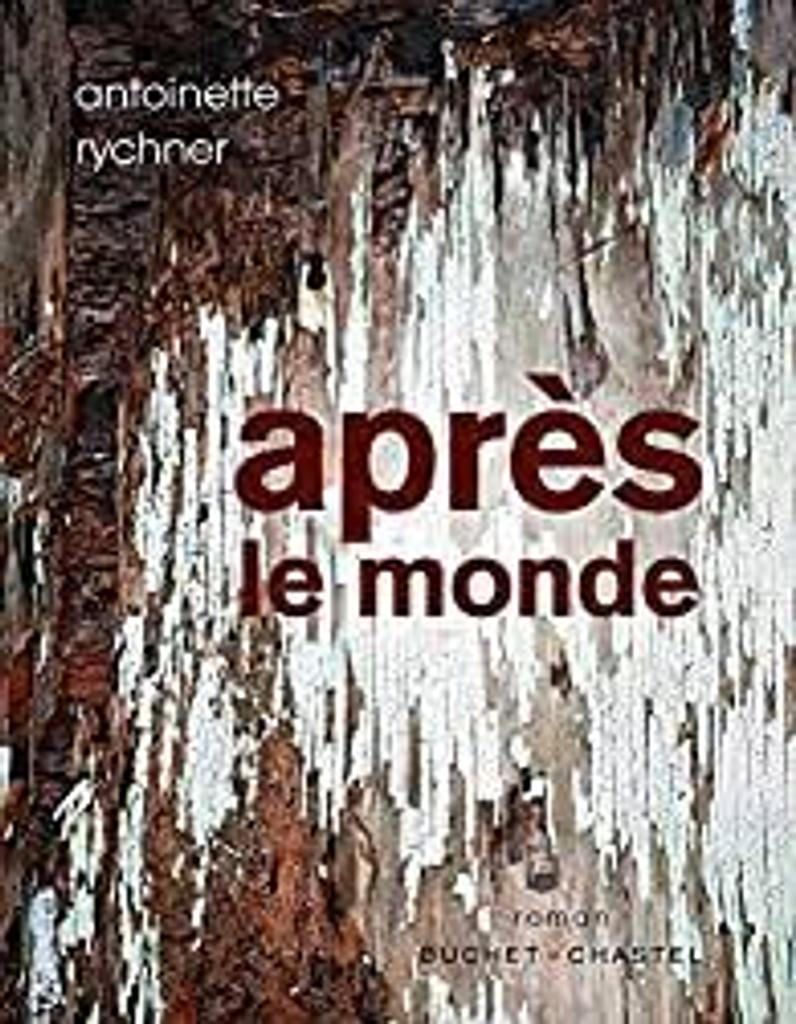 Après le monde : [roman] / Antoinette Rychner |