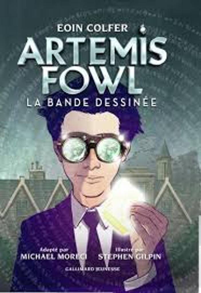 Artemis Fowl : En BD  