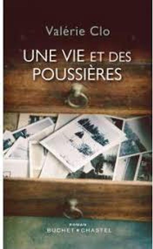 Une vie et des poussières : roman / Valérie Clo  