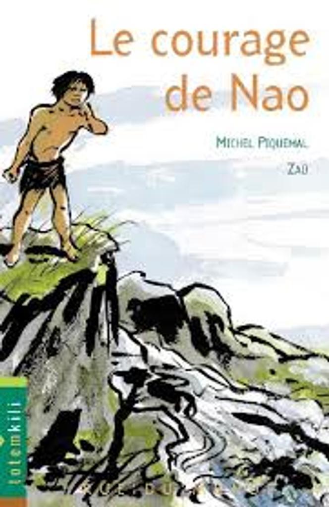 Le courage de Nao  