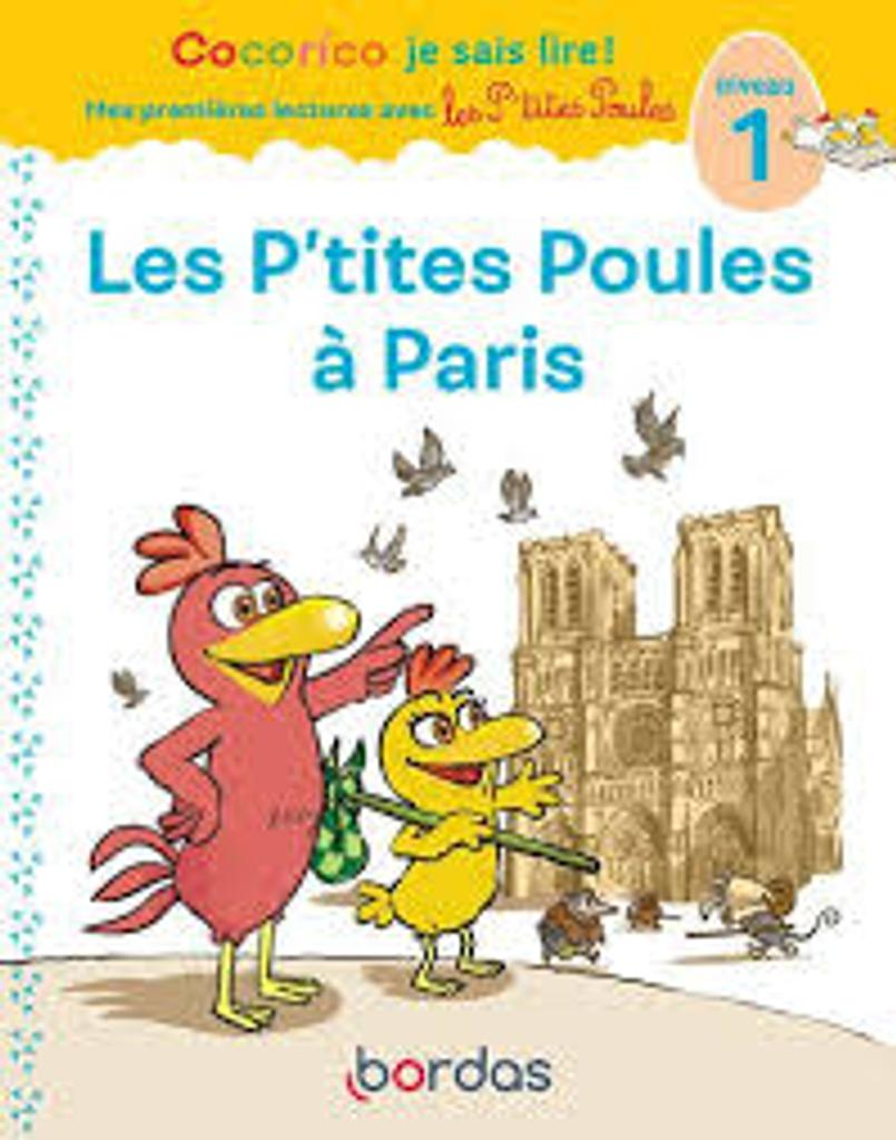 Les P'tites poules à Paris : Niveau 1 |