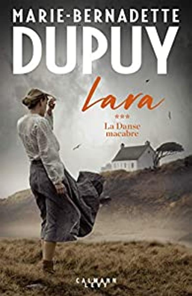 La danse macabre : roman / Marie-Bernadette Dupuy  