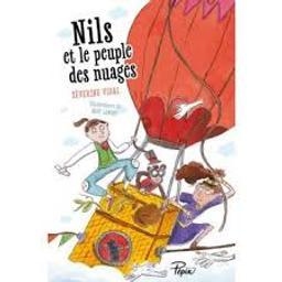 Nils et le peuple des nuages | Vidal, Séverine. Auteur