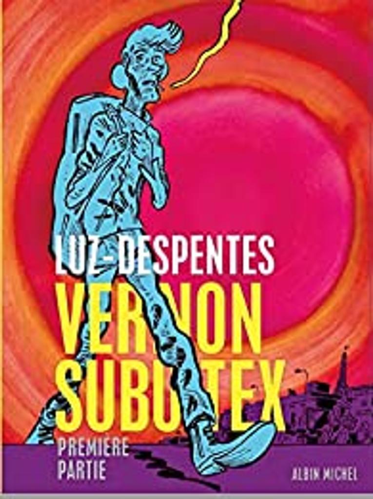 Vernon Subutex : première partie / Luz ; Despentes |