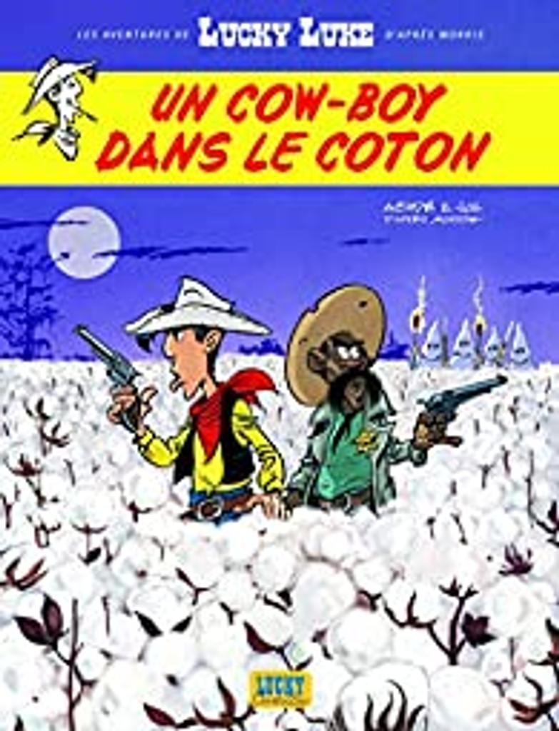 Un cow-boy dans le coton  