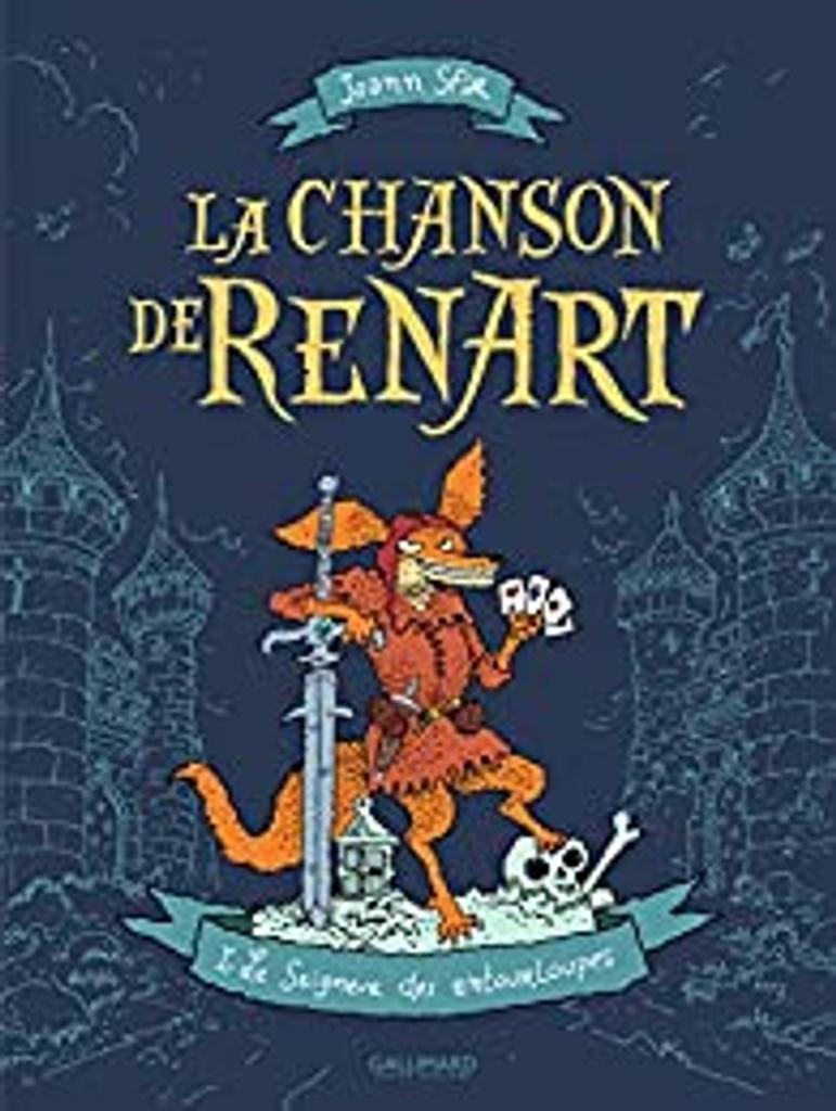Le seigneur des entourloupes / illustrateur scénariste Joann Sfar |