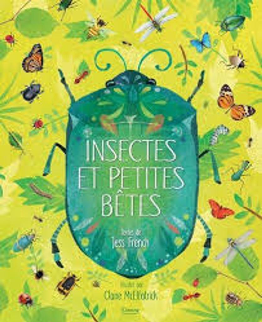 Insectes et petites bêtes |