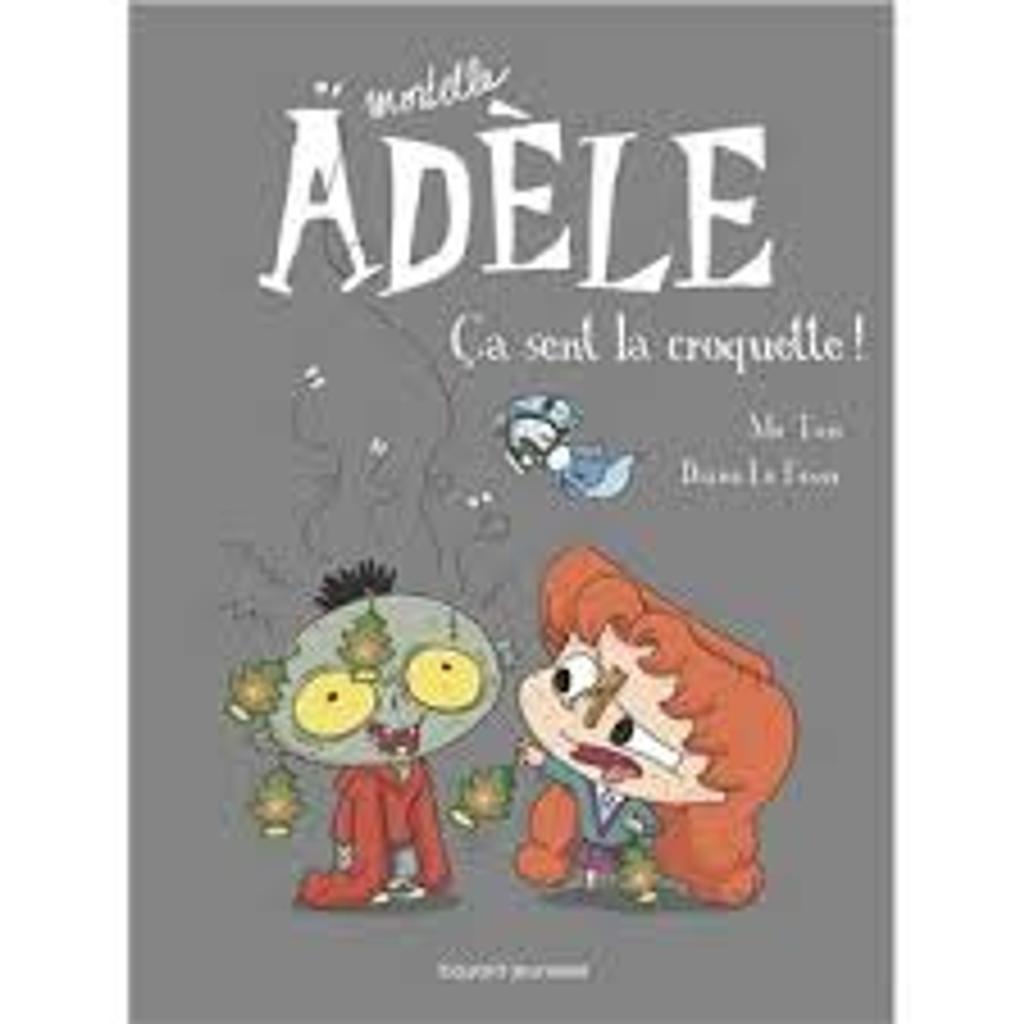 Ca sent la croquette ! / Antoine Dole, illustrateur Diane Le Feyer  