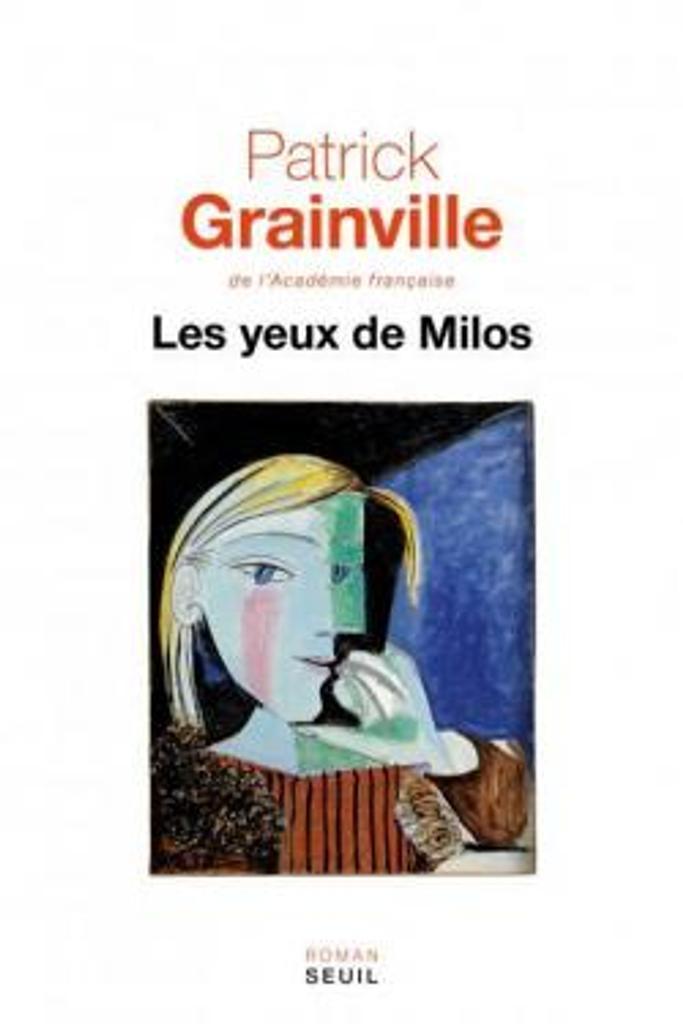 Les yeux de Milos : roman  