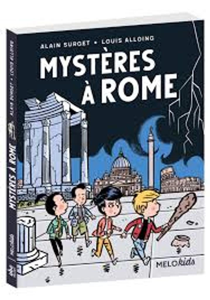 Mystères à Rome |