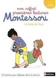 La botte de Suzi : Premières lectures Montessori   Bouvÿ, Chantal. Auteur