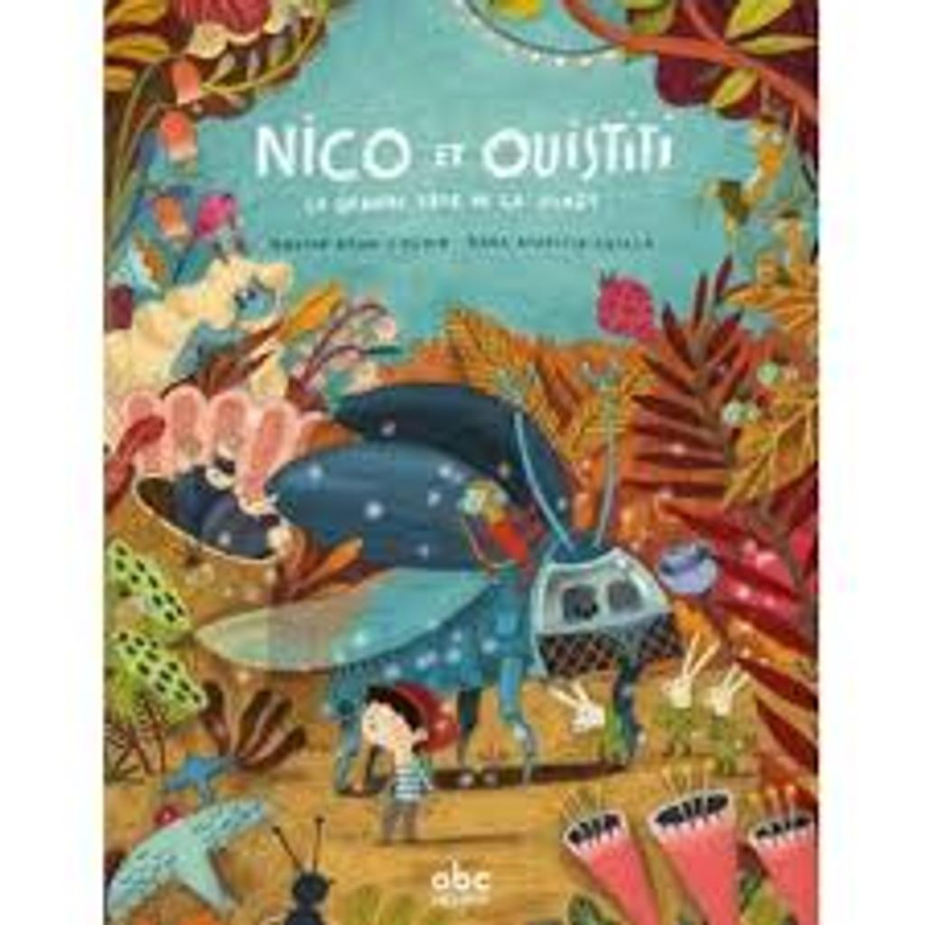 Nico et Ouistiti explorent la forêt |