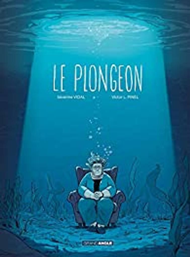 Le plongeon / scénario Séverine Vidal ; dessins & couleurs Victor L. Pinel |