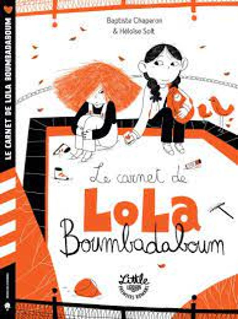 Le carnet de Lola Boumbadaboum |