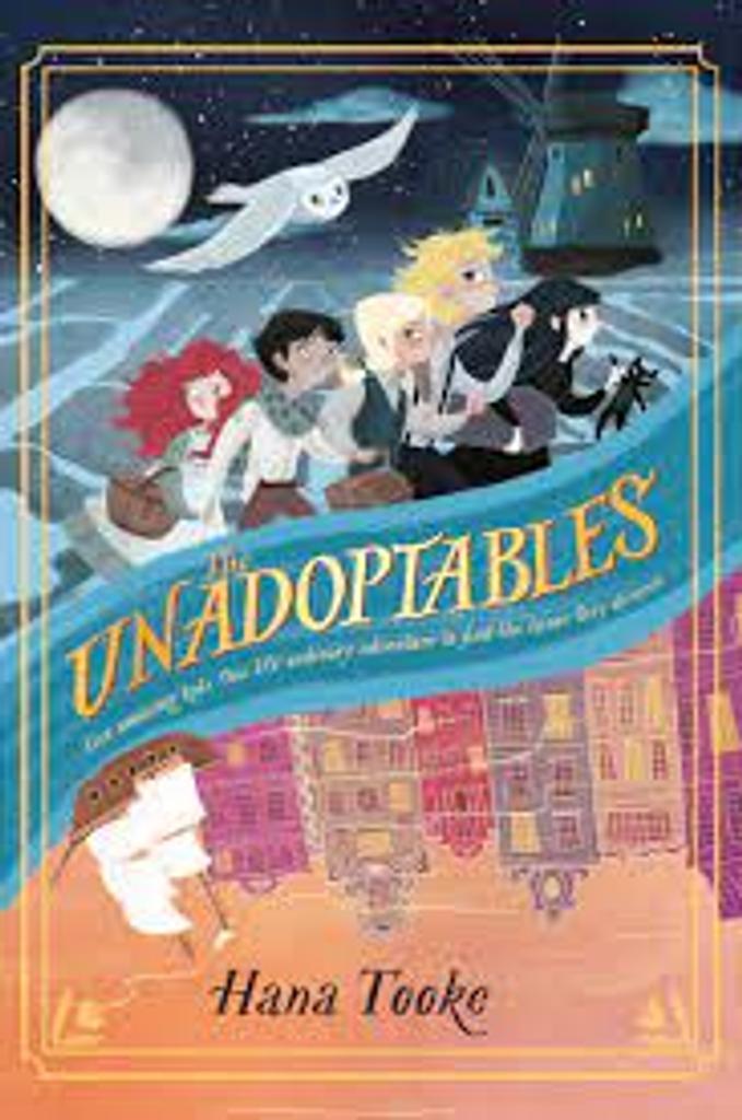 La fabuleuse histoire de cinq [5] orphelins inadoptables |