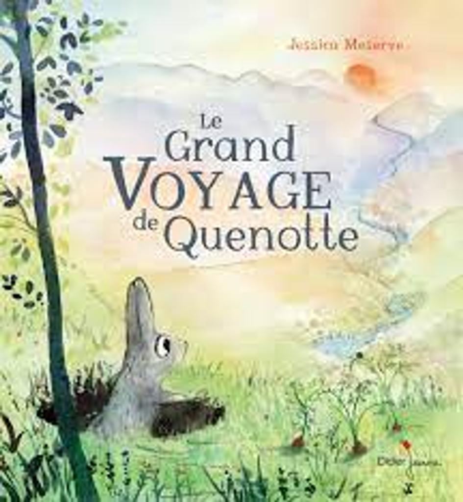 Le grand voyage de Quenotte |