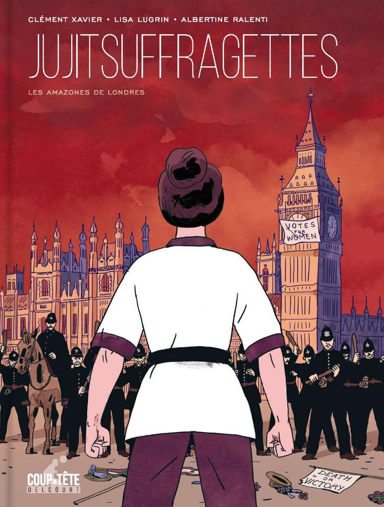 Jujitsuffragettes : les Amazones de Londres |