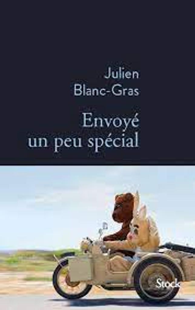 Envoyé un peu spécial / Julien Blanc-Gras  