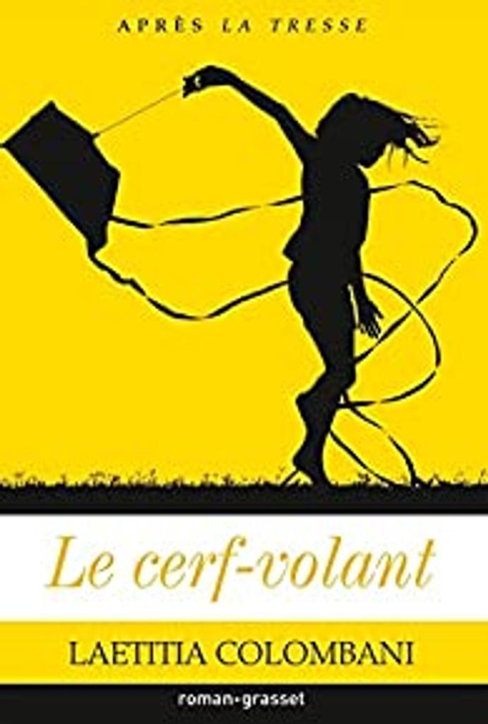 Le cerf-volant : roman / Laetitia Colombani  