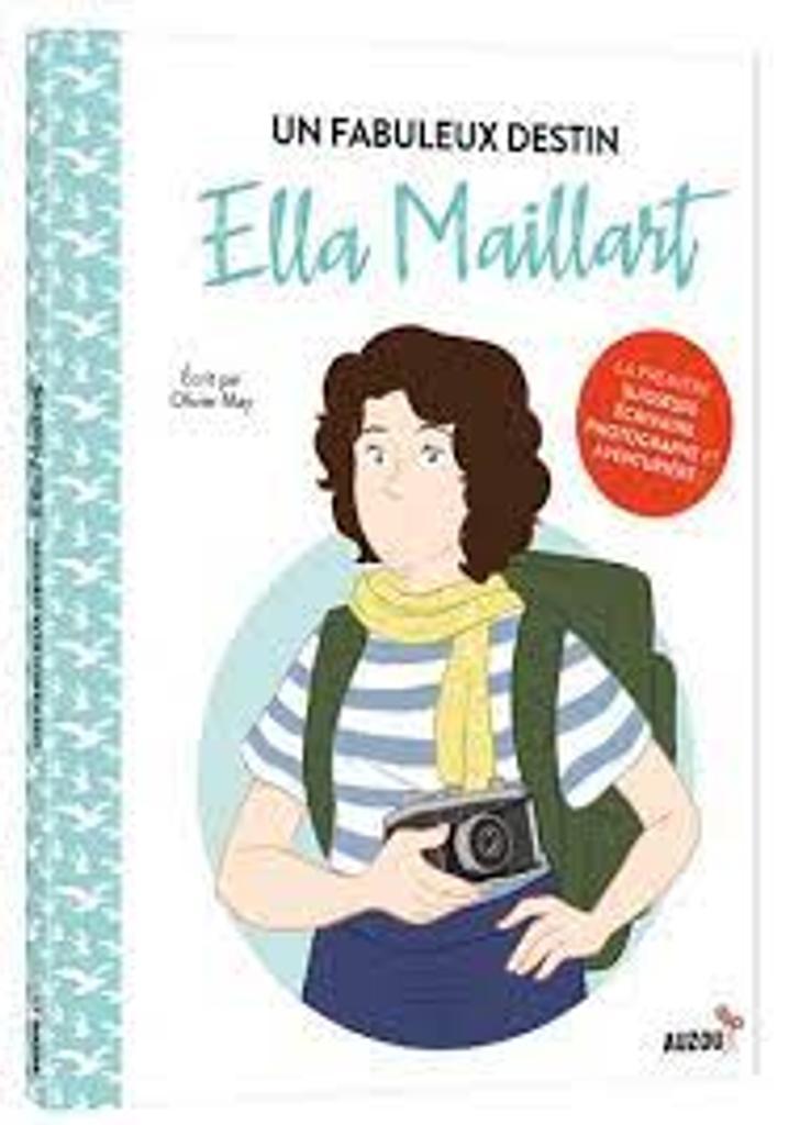 Ella Maillart : La première suissesse écrivaine, photographe et aventurière !  