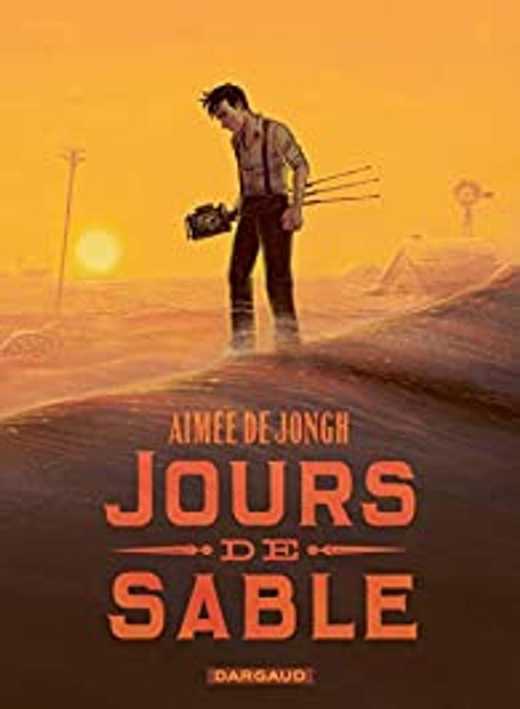 Jours de sable / Aimée de Jongh |