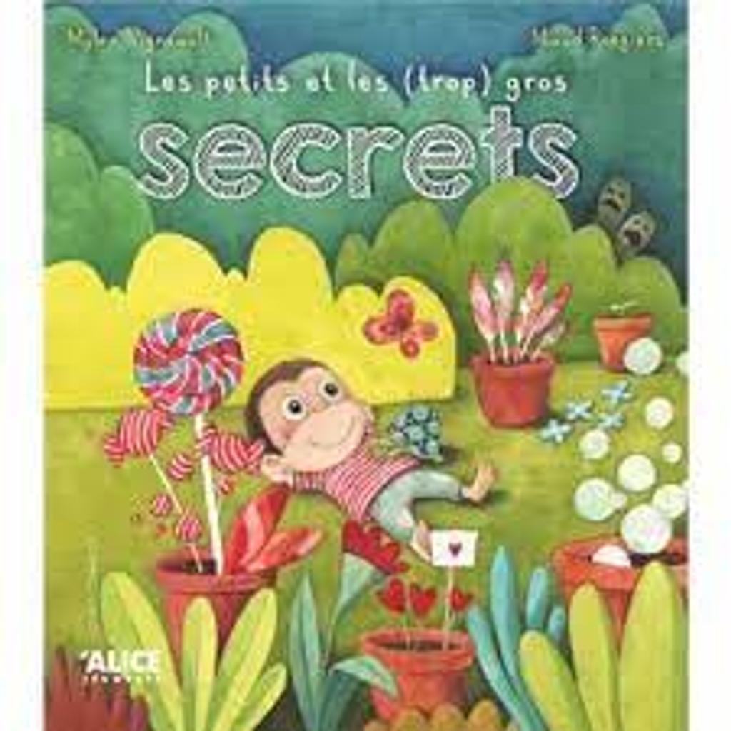 Les petits et les [trop] gros secrets  