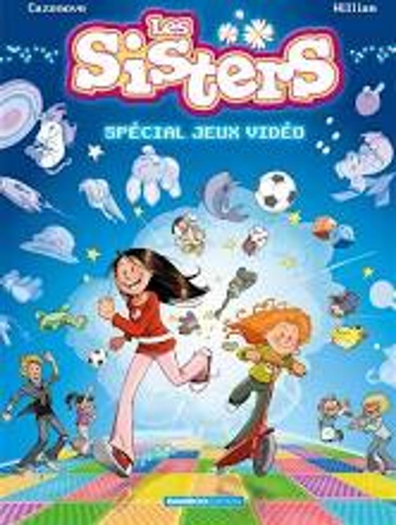 Les Sisters - Spécial jeux vidéo |