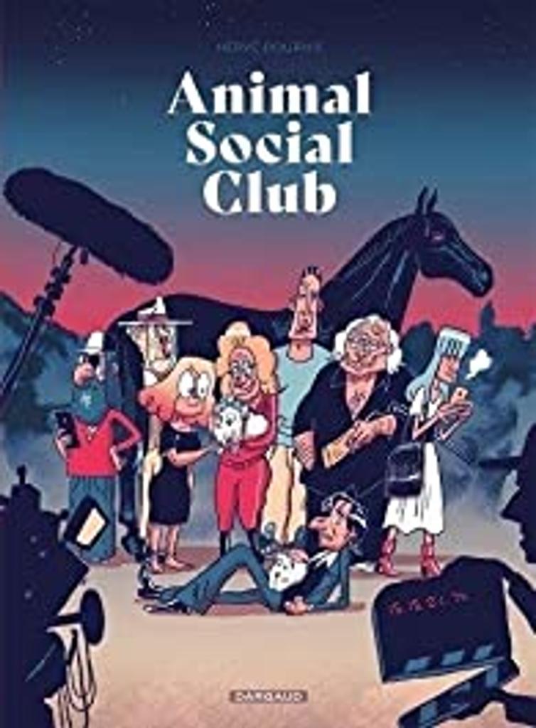 Animal social club |