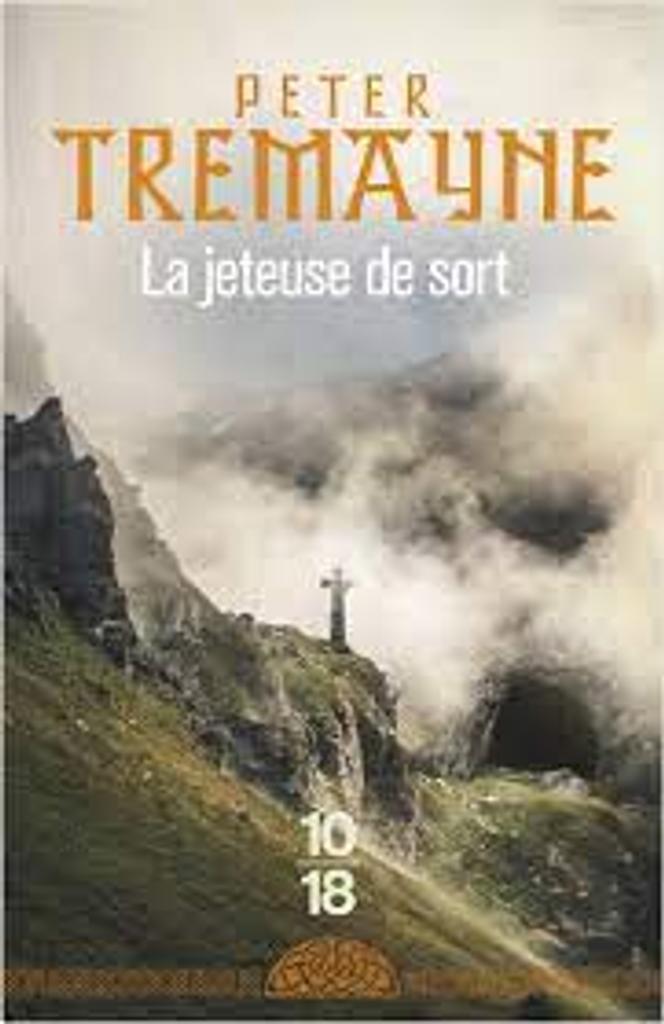 La jeteuse de sort / Peter Tremayne  